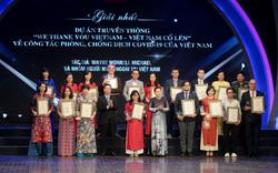 Lễ trao Giải thưởng toàn quốc về thông tin đối ngoại lần thứ VI: Vinh danh 175 tác phẩm báo chí xuất sắc nhất