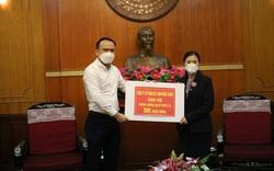Đất Xanh Miền Trung chung tay cùng các bệnh viện tuyến đầu chống dịch Covid-19