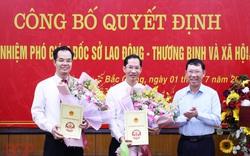 Trao quyết định nhân sự mới Điện Biên, Sơn La, Bắc Giang, Lào Cai, Tiền Giang, Trà Vinh