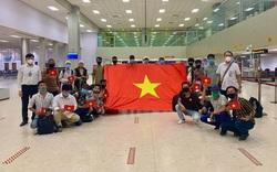 Khoảng 200 công dân Việt từ Sri Lanka, Bangladesh, Nepal, Bhutan và Maldives về nước an toàn