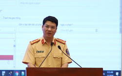 Đại tá Đỗ Thanh Bình: Sẽ tăng cường hệ thống giám sát để hạn chế tiêu cực trong lực lượng CSGT