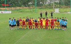 Cơ hội cho các cầu thủ trẻ thể hiện thông qua đợt tập trung ngắn hạn