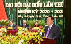 Bí thư Hà Nội: Quyết liệt đầu tư xây dựng huyện Đông Anh thành quận vào năm 2025