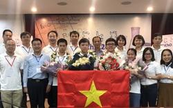 Việt Nam xuất sắc đoạt 4 Huy chương Vàng tại Olympic Hoá học quốc tế 2020