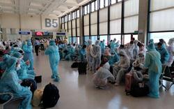 Hơn 240 công dân Việt từ Đài Loan về nước an toàn