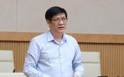 Ông Nguyễn Thanh Long vừa được Thủ tướng bổ nhiệm giữ chức quyền Bộ trưởng Y tế