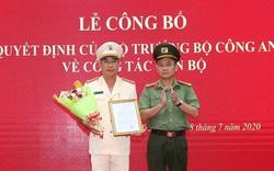 Trao quyết định bổ nhiệm lãnh đạo công an các tỉnh Sóc Trăng, Quảng Trị