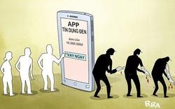 Nhiều app cho vay biến tướng, trở thành