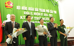 Tỉnh Quảng Trị và TP Cần Thơ có nhân sự mới