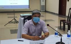 Thứ trưởng Nguyễn Trường Sơn: Xét nghiệm Covid-19 cho toàn bộ bệnh nhân, cán bộ y tế tại Bệnh viện Chỉnh hình và Phục hồi chức năng Đà Nẵng