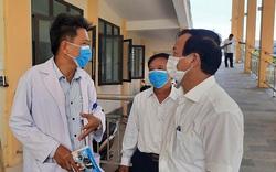 Quảng Trị: Lấy mẫu xét nghiệm, giám sát sức khỏe 96 học sinh chuẩn bị thi THPT vừa trở về từ vùng dịch
