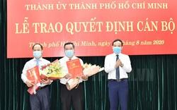 TPHCM: Trao quyết định bổ nhiệm cho nhiều nhân sự