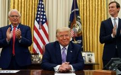 Israel và UAE đột phá lớn: Ghi điểm chiến thắng ngoại giao cho Tổng thống Donald Trump