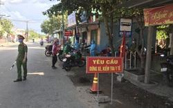 Lịch trình di chuyển của 3 ca mắc Covid-19 công bố sáng 18/8 ở Quảng Nam