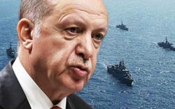 Thổ Nhĩ Kỳ dấn tới mở rộng sức mạnh tại Địa Trung Hải
