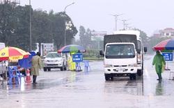 Tạm thời cấm xe cá nhân, vận tải đi từ TP Hải Dương đến Quảng Ninh và ngược lại