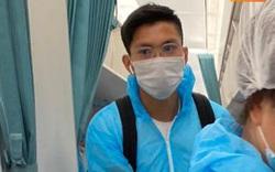 Đoàn Văn Hậu đã có mặt tại Việt Nam, thực hiện cách ly ngay khi nhập cảnh