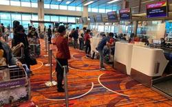 Tiếp tục đưa hơn 240 công dân Việt Nam từ Singapore về nước
