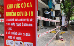 Lịch trình di chuyển dày đặc 5 ca mắc Covid-19 công bố chiều 22/8 tại Đà Nẵng