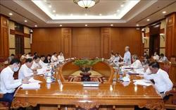 Bộ Chính trị làm việc với 11 đảng bộ trực thuộc Trung ương: Cho ý kiến vào dự thảo các văn kiện