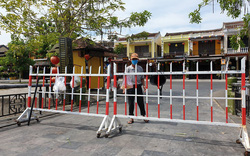 Quảng Nam kết thúc cách ly xã hội đối với 3 địa phương