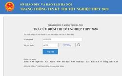 Cách tra cứu điểm thi tốt nghiệp THPT 2020 chính xác
