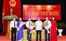 Tuyên Quang bầu Chủ tịch UBND tỉnh, Thanh Hóa có tân Giám đốc Công an
