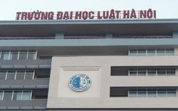 Trường ĐH Luật Hà Nội bổ sung 224 thí sinh trúng tuyển khóa 45