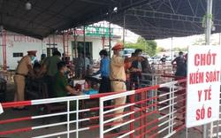 Huế tạo điều kiện cho người dân từ vùng dịch đến địa phương để thực thi công vụ