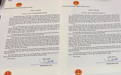 Chủ tịch Đà Nẵng gửi thư cảm ơn các đơn vị ngành y tế đã hỗ trợ Đà Nẵng chống dịch Covid-19