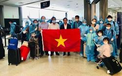 Tiếp tục đưa gần 350 công dân Việt Nam về nước