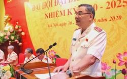Thiếu tướng Tô Ân Xô được bầu giữ chức Bí thư Đảng ủy Văn phòng Bộ Công an