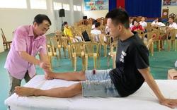 Công tác tập luyện, đảm bảo sức khỏe được nâng cao trong bối cảnh cấm trại vì dịch tại Trung Tâm HLTTQG Đà Nẵng