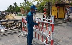 Quảng Nam phong tỏa tạm thời khu vực có nguy cơ lây nhiễm Covid-19 trên địa bàn huyện Quế Sơn