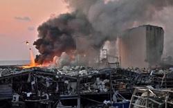 Nội bộ Mỹ trái chiều về nguyên nhân thảm họa nổ nhà máy pháo tại Beirut