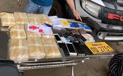 Quảng Trị: Bắt 5 đối tượng người Lào cùng 60.000 viên ma túy tổng hợp