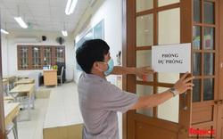 TP. Hồ Chí Minh: Thí sinh thuộc diện F1, F2 sẽ dự thi đợt 2