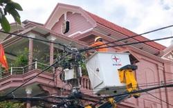 Đảm bảo cung cấp điện cho các tuyến đầu của Huế chống dịch