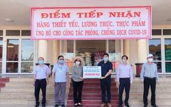Chung tay góp sức ủng hộ Đà Nẵng chống dịch Covid-19