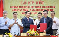 Cục Báo chí và Sở TT&TT Hà Nội phối hợp nâng cao hiệu quả quản lý báo chí
