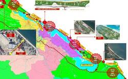 Gần 6.500 tỷ đồng xây dựng tuyến đường bộ ven biển Thừa Thiên Huế