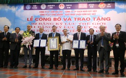 Gốm Đất Việt lập cú đúp Kỷ lục Thế giới