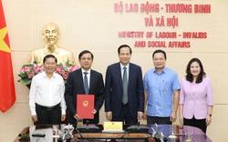 Chánh Văn phòng Bộ Lao động, Thương binh và Xã hội giữ chức Thứ trưởng