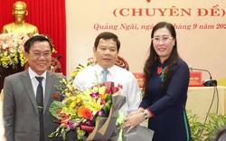 Tân Chủ tịch tỉnh Quảng Ngãi là ai?