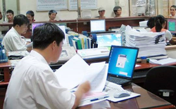 Phó Giám đốc sở tại TP Hà Nội và TP Hồ Chí Minh không được quá 10 người