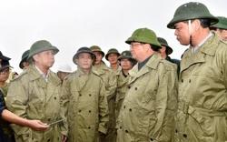 Phó Thủ tướng Trịnh Đình Dũng kiểm tra công tác phòng chống bão tại các tỉnh miền Trung
