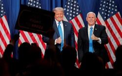 Cuộc đua bầu cử Mỹ: Tổng thống Trump đón đầu quyết tâm