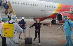 Hướng dẫn y tế cho hành khách nhập cảnh Việt Nam bằng đường hàng không