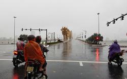 Cảnh báo lũ quét, sạt lở đất và ngập úng ở Đà Nẵng