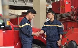 Lửa ấm- lần đầu người lính cứu hỏa lên phim truyền hình